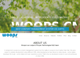woopscms.com