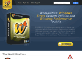 wooutilities.com