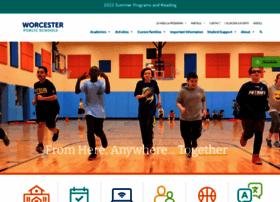 worcesterschools.org