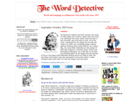 word-detective.com
