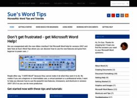 word-tips.com