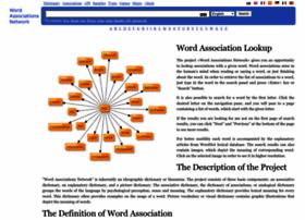 Wordassociations.net