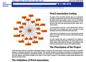 wordassociations.net