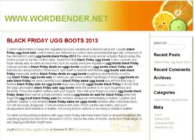 wordbender.net