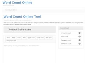 wordcountonline.com