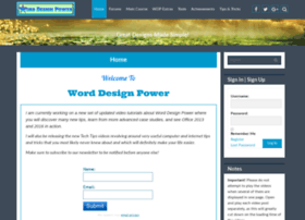 worddesignpower.com
