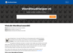 wordfeudhelper.nl