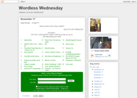 wordlesswednesday.com