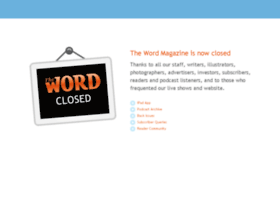 wordmagazine.co.uk