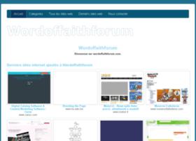 wordoffaithforum.com