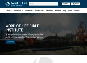 wordoflife.edu