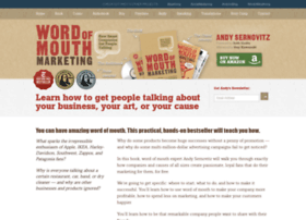 wordofmouthbook.com