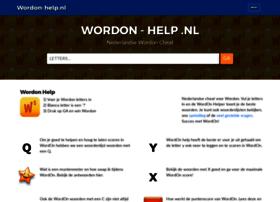 wordon-help.nl