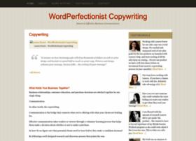 wordperfectionist.com
