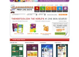 wordpress-templates.themestock.com