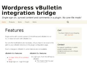 wordpress-vbulletin.com