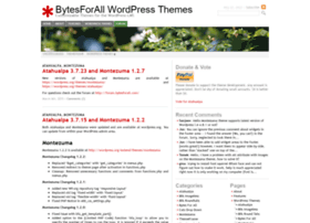 Wordpress.bytesforall.com