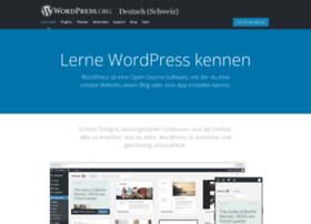 wordpress.ch