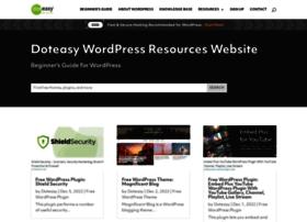 wordpress.doteasy.com
