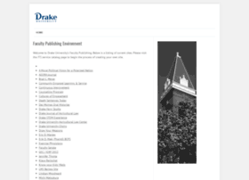wordpress.drake.edu