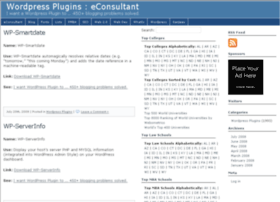 wordpress.econsultant.com