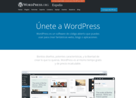 wordpress.es