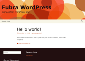 wordpress.fubra.com