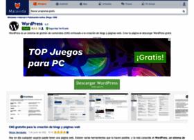wordpress.malavida.com