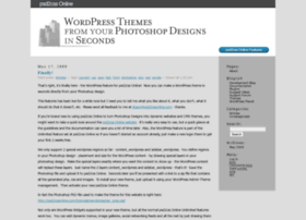 wordpress.psd2cssonline.com