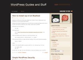 wordpress.shadowlantern.com