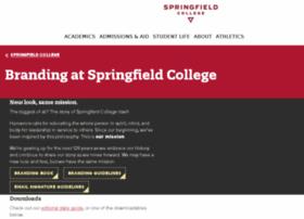 wordpress.springfieldcollege.edu
