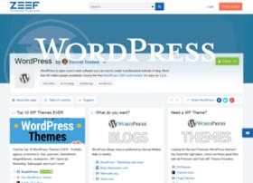 wordpress.zeef.com