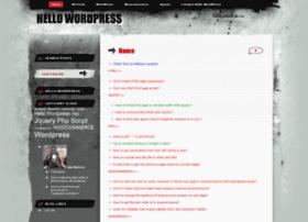 wordpressajay.wordpress.com