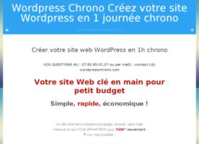 wordpresschrono.fr