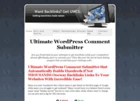 wordpresscommentspammer.com