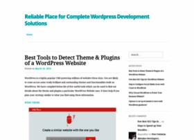 wordpressdevelopmentsolutions.wordpress.com