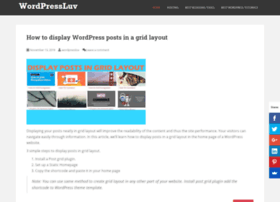 wordpressluv.com