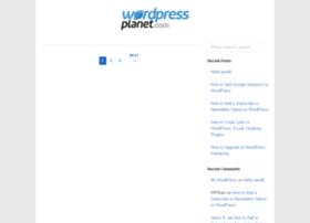 wordpressplanet.com