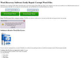 wordrecovery.accessfilerecovery.net