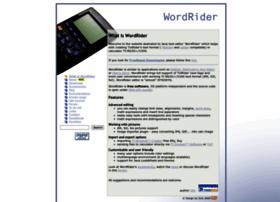 wordrider.net