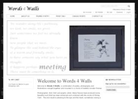 words4walls.co.uk