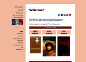wordsandpeace.com