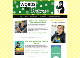 wordsforworms.com