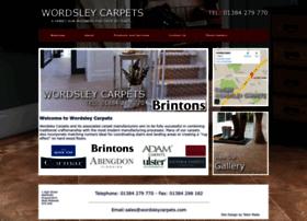wordsleycarpets.com