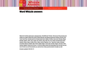 wordwhizzle.info
