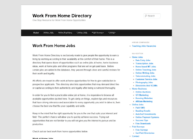 work-from-home-directory.com