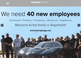 work.koenigsegg.com