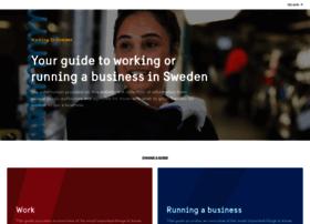 work.sweden.se