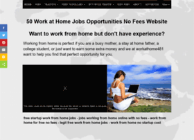 workathome481.com