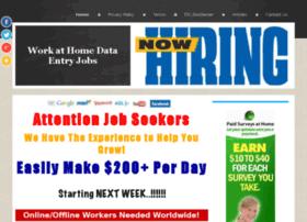 workathomedataentryjob.com
